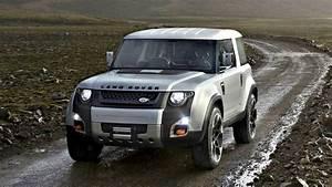 Wow     2019 Land Rover Defender Aluminum Body