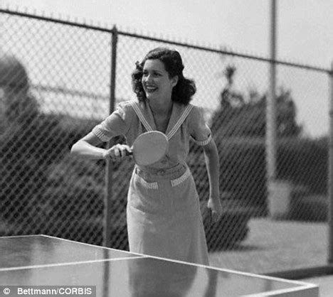 leo mckinstry   bizarre origins  ping pong daily mail