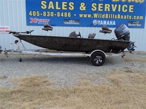 Boats For Sale Miami Ok by 2017 Xpress Xp185 Catfish Mead Oklahoma Boats