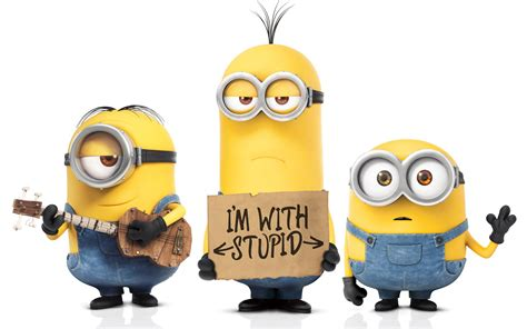 Minions 2015 Wallpapers