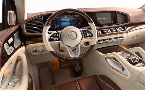 View current offer details in your area. Mercedes-Maybach GLS 600 4MATIC 2020 | SUV Drive