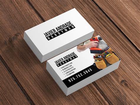 handyman business cards oxynuxorg