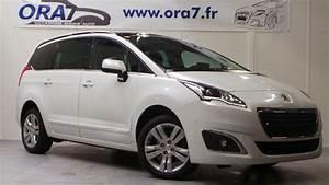 Peugeot 5008 7 Places Occasion Belgique : peugeot 5008 7 places prix ~ Gottalentnigeria.com Avis de Voitures
