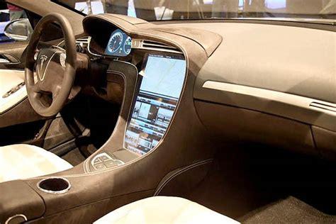 Get A Tesla Car Inside Pictures