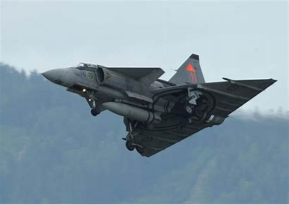 Saab Viggen Fighter Aircraft 37 Military Jets