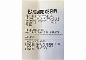 Faux Code Carte Bancaire : incident 0109 terminal de paiement ~ Medecine-chirurgie-esthetiques.com Avis de Voitures