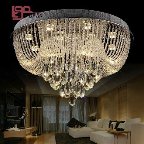 modern item led crystal lights fixtures foyer ceiling
