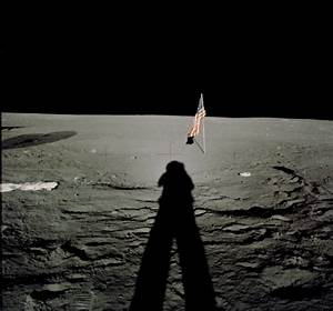 Apollo 12 Landing Site Overview