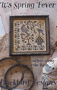 blackbird designs cross stitch blackbird designs it s fever feathers series for the