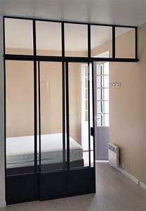 Porte Coulissante Verriere : verri re d 39 atelier r tro en normandie toutes nos ~ Carolinahurricanesstore.com Idées de Décoration