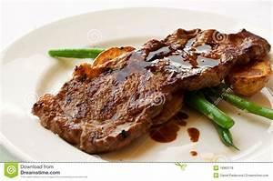 Gourmet Filet Mignon Steak stock photo. Image of diet ...