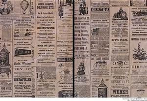 Free Newspaper Texture