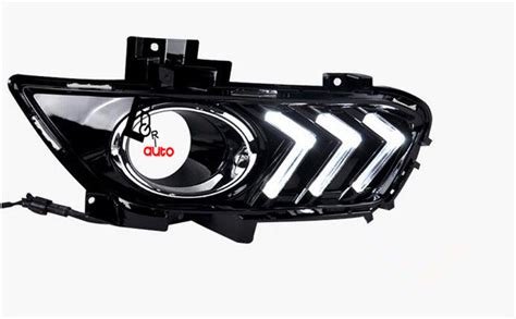2014 ford fusion fog lights for 2013 2014 ford fusion mondeo led daytime running light