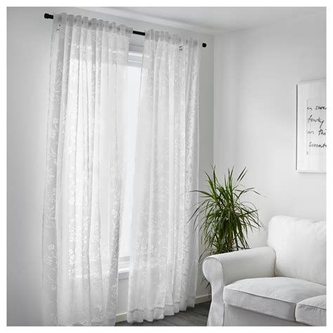 Sheer Curtain Panels Ikea by Curtains Sheer Curtain Panels Ikea Decorating Panel Blinds