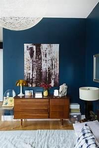 Lampe Bleu Canard : 1001 d cors avec la couleur canard pour trouver la meilleure solution ~ Teatrodelosmanantiales.com Idées de Décoration