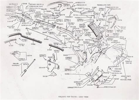 67 Mustang Coupe Window Diagram by 64 65 66 Or 67 Mustang Convertible Help Needed