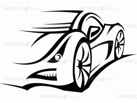 voiture de course stickers muraux vdd1053fr artpainting4you eu