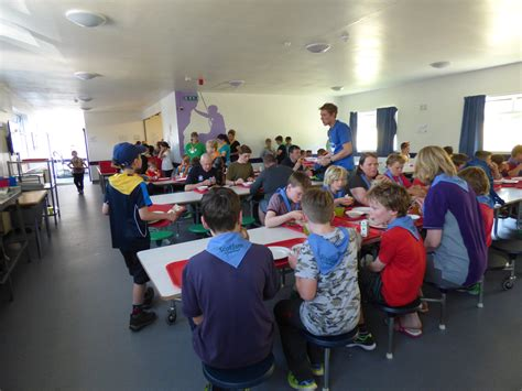 Dining Room Centre by Lochgoilhead Facilities Scouts