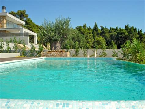 luxury villa  sale sani halkidiki greece