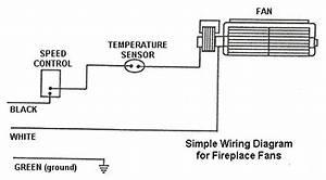 Kingsman Fireplace Blower  Z36fk  Zdv3600  Zdv4200n    Hb