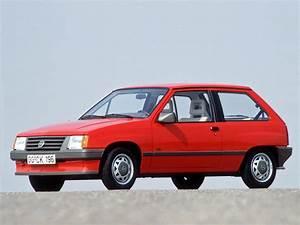 Opel Corsa A : 1988 opel corsa photos informations articles ~ Medecine-chirurgie-esthetiques.com Avis de Voitures