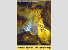 Gua Tempurung One of Malaysia's Top Show Caves