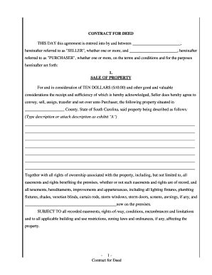 simple land purchase agreement form  fill