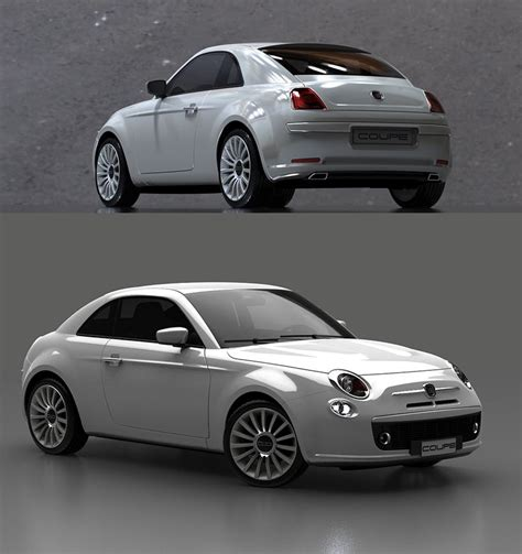Fiat 500 Coupe by Fiat 500 Coupe Auto Fiat Cars And Fiat