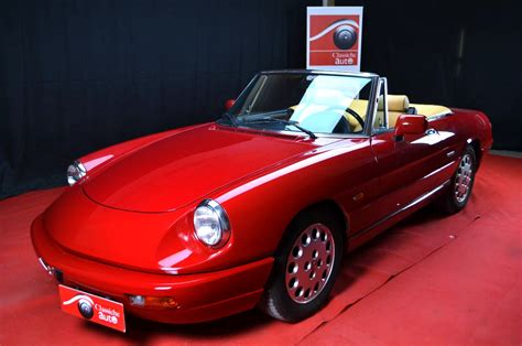 1993 Alfa Romeo Spider For Sale by For Sale Alfa Romeo Spider 2 0i Cc 1993 Certified