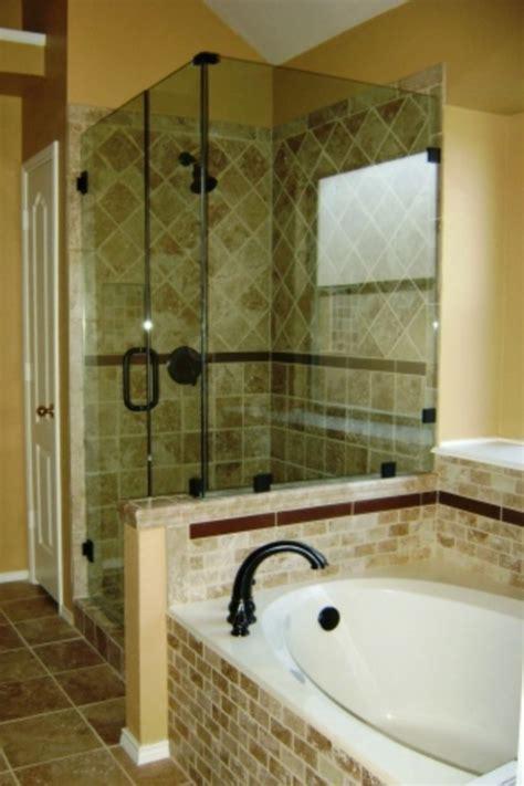 wall shower   small bathroom design ideas