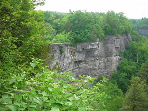 John Boyd Thacher State Park New York State Tripomatic