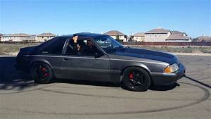 92 mustang lx 5.0 5 speed - YouTube