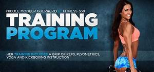 Fitness 360: Nicole Moneer Guerrero - Training