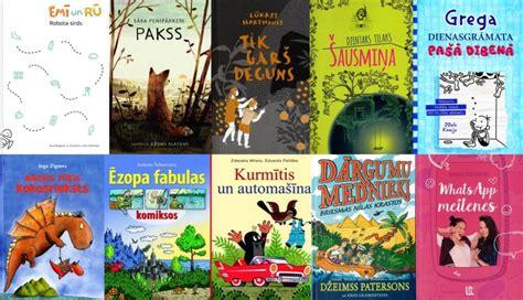 Lasītākās bērnu un jauniešu grāmatas jūnijā