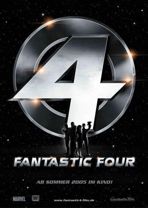 kinoposter zu fantastic  die fantastischen vier