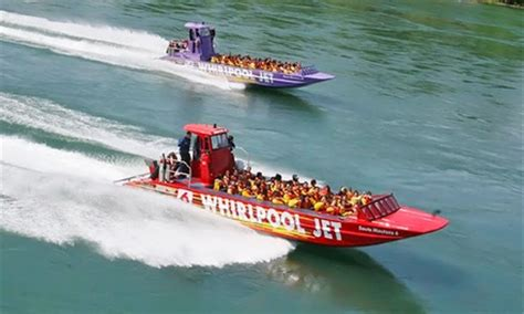 Jet Boat Niagara Groupon by Whirlpool Jet Boat Tours In Lewiston Ny Groupon