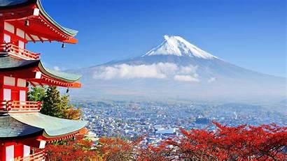 Japan Background Desktop Wallpapers Backgrounds Nature Fuji