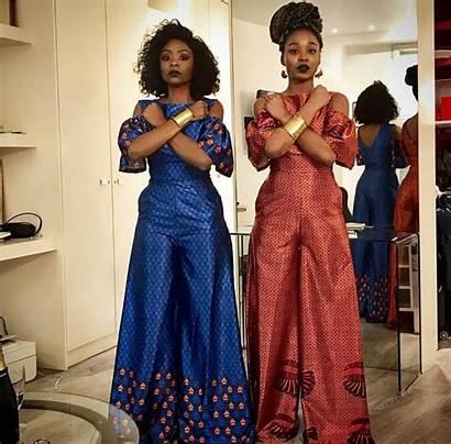 Ankara Styles Latest Nigerian Jumpsuit Ankarafashion Designs