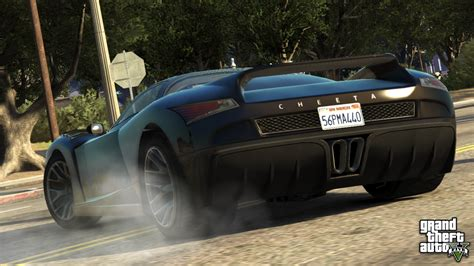 Have Some Grand Theft Auto V Vehicle Screens