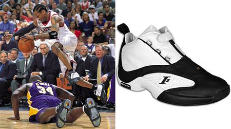 today  performance sneaker history allen iverson wins