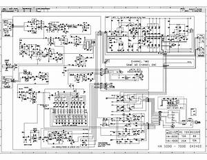 Hartke Ha3500 Power Amplifier Sch Service Manual Download  Schematics  Eeprom  Repair Info For