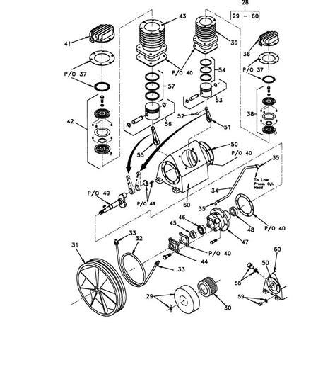 parts books industrial air power