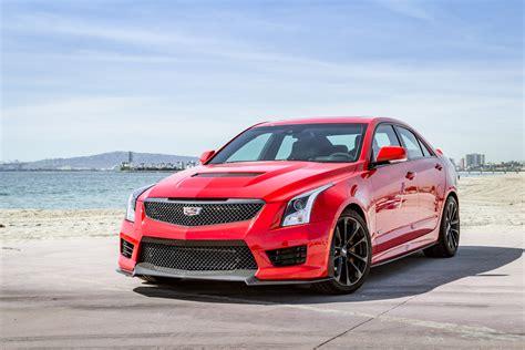 Cadillac Ats V Review by 2017 Cadillac Ats V Review Gtspirit