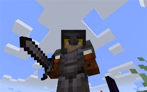 Mc 170813 Netherite Sword Has Alpha And Rendering