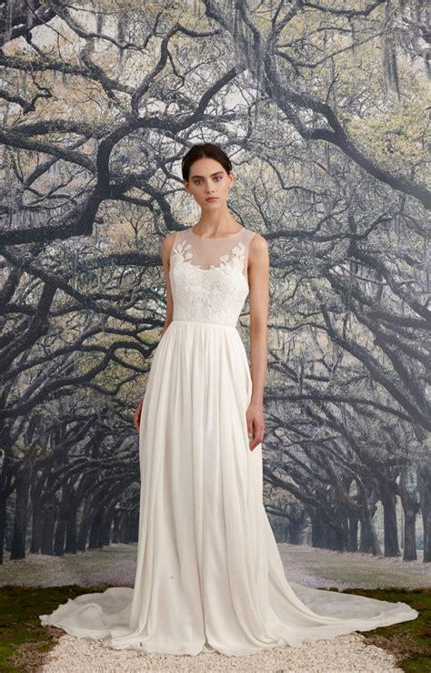 nicole miller wedding gowns   brides beautiful