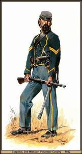 American civil war uniforms: helped distinguish between ...
