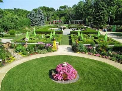 Formal Garden French Gardens Rose Botanical Nice