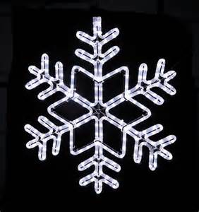 gorgeous twinkle hanging snowflake featuring pure white rl led lights