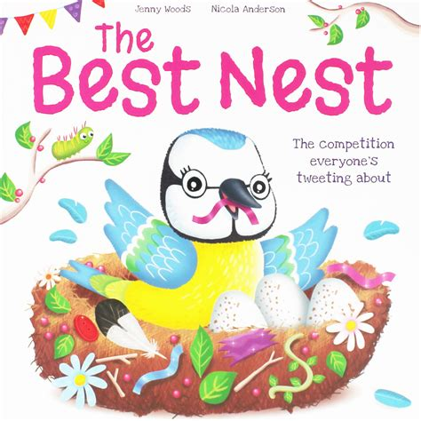 the best nest by jenny woods 10 kids books for only 163 10