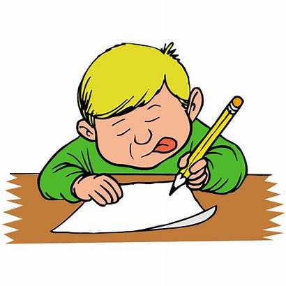 Writing Letter Write Letters Topics Boy Goal